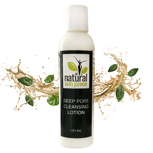 Deep Pore Cleansing Lotion
