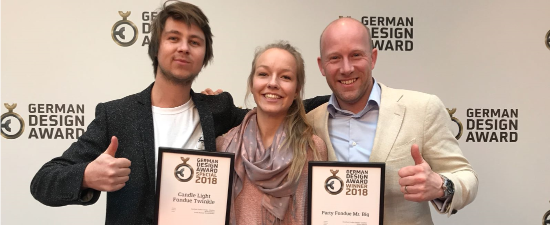 Boska wins German Design Awards