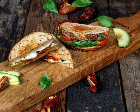 Grilled Sandwich Recipes