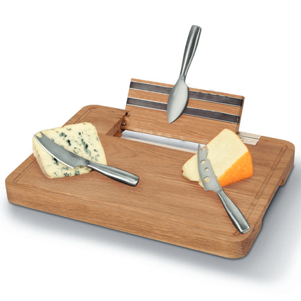 BOSKA 320083 Party Cheese Set - 13.9 inch
