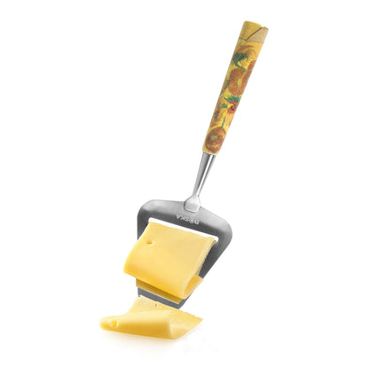 Van Gogh Cheese Slicer - Sunflowers - Boska.com