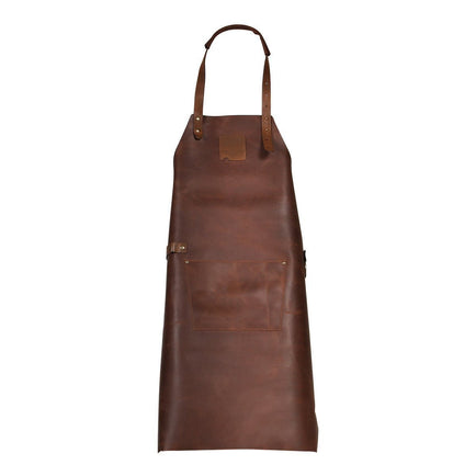 955050 - BOSKA Mr Smith Apron Brown Pocket