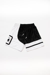 Black & White Bravo Shorts