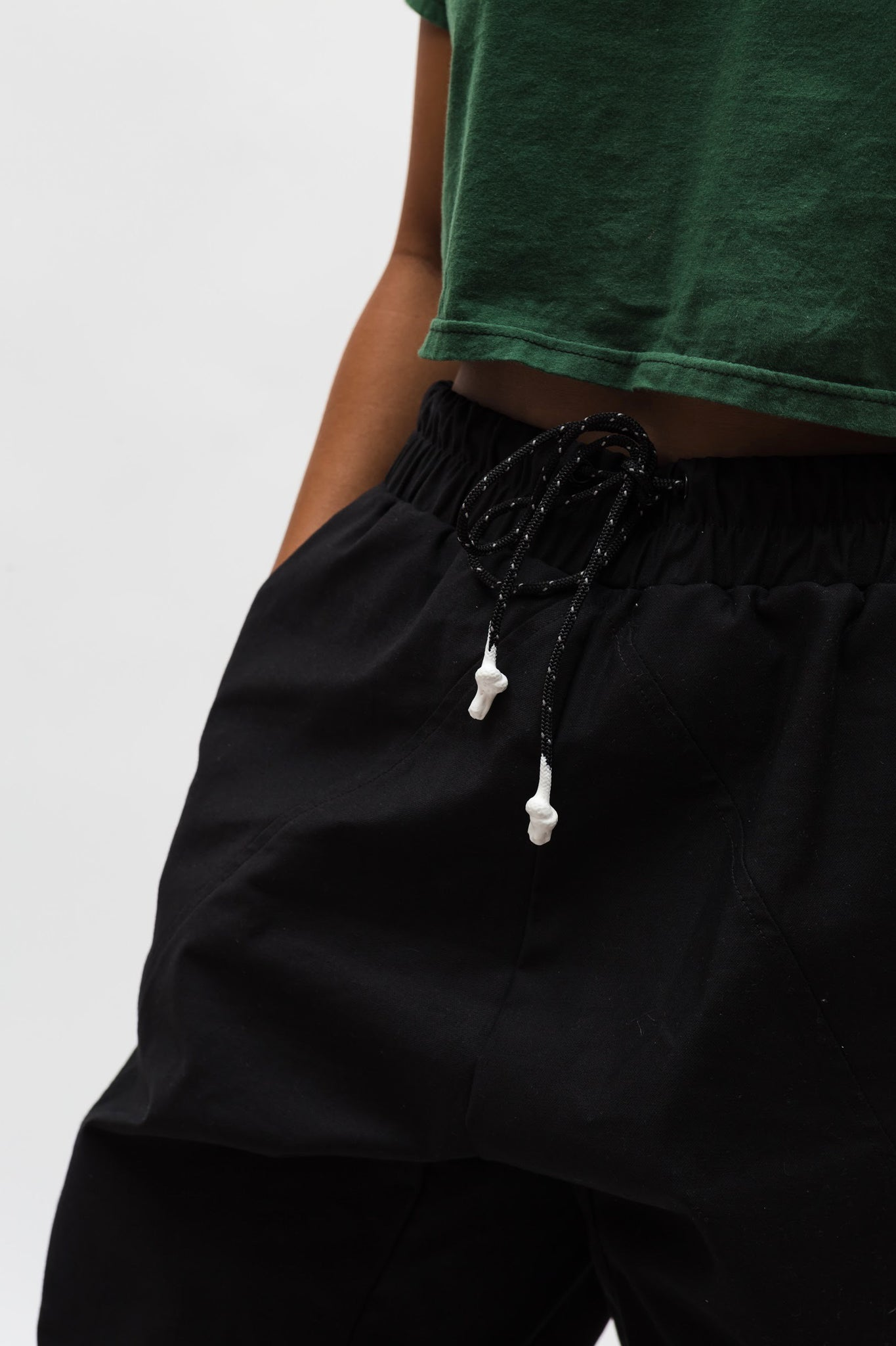 Botero Drawstring Trousers