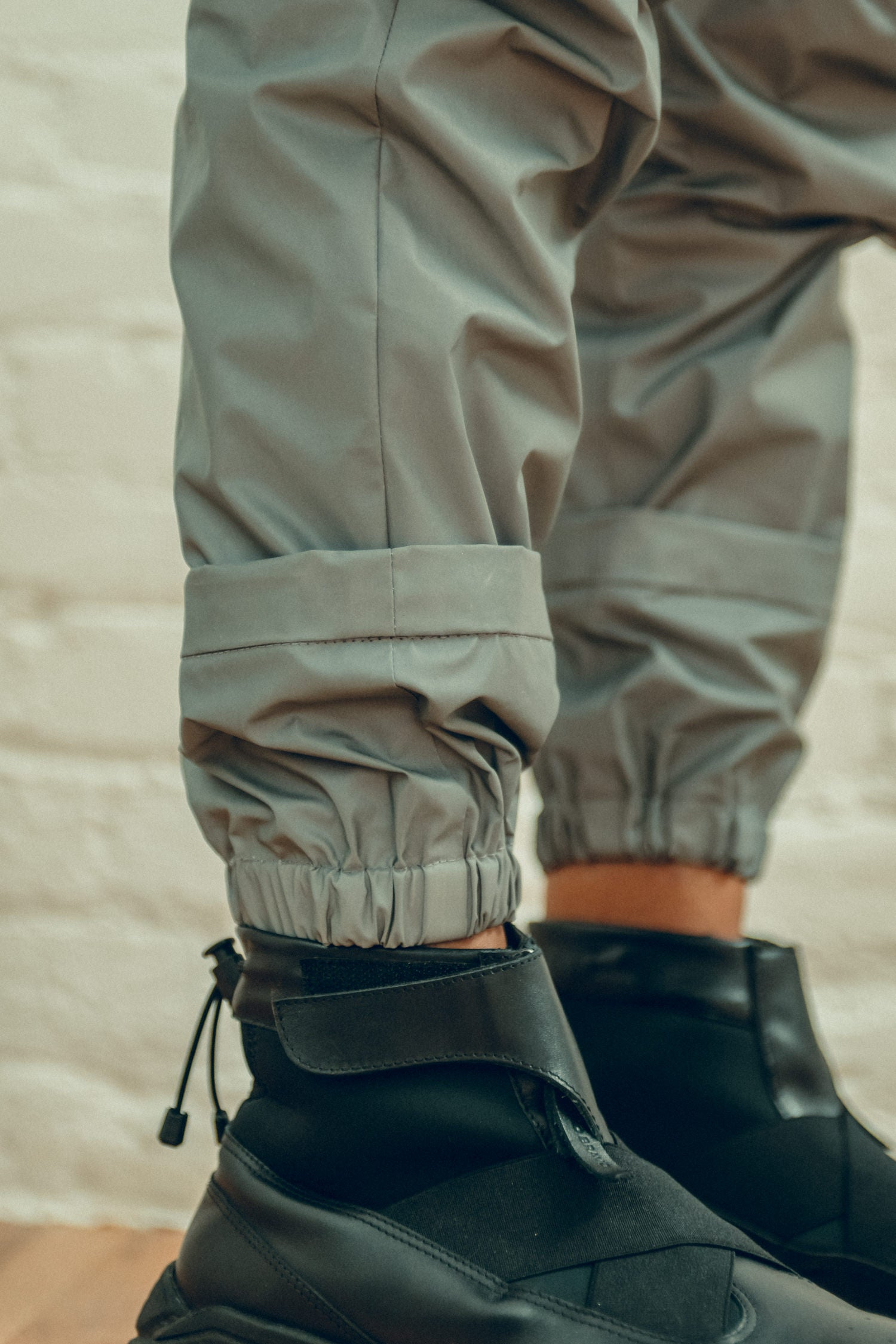 Frank Double Cuff Trousers