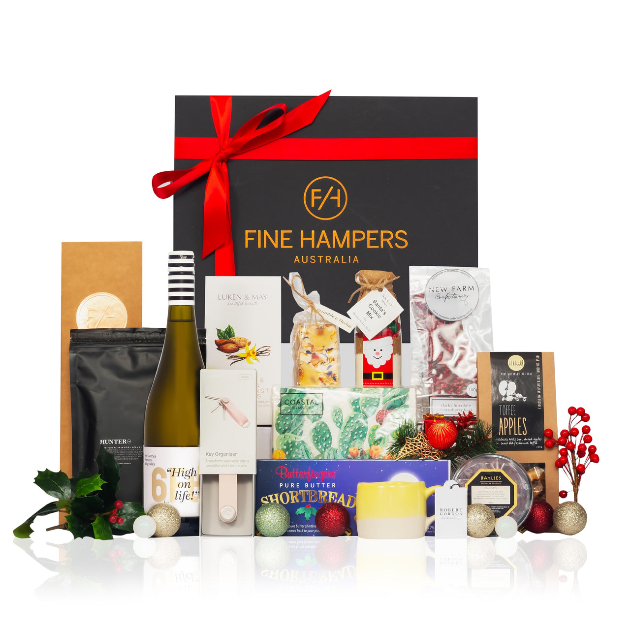 Christmas Gift Hamper Family Fine Hampers