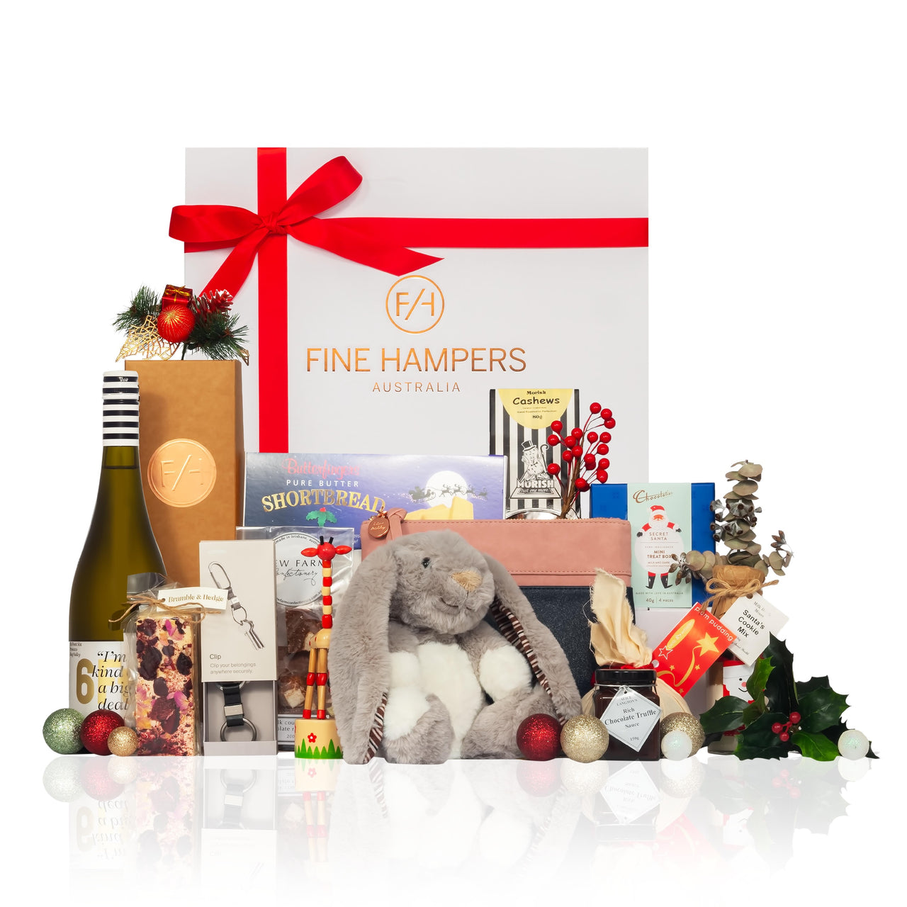 Christmas Gift Hamper- Young Family
