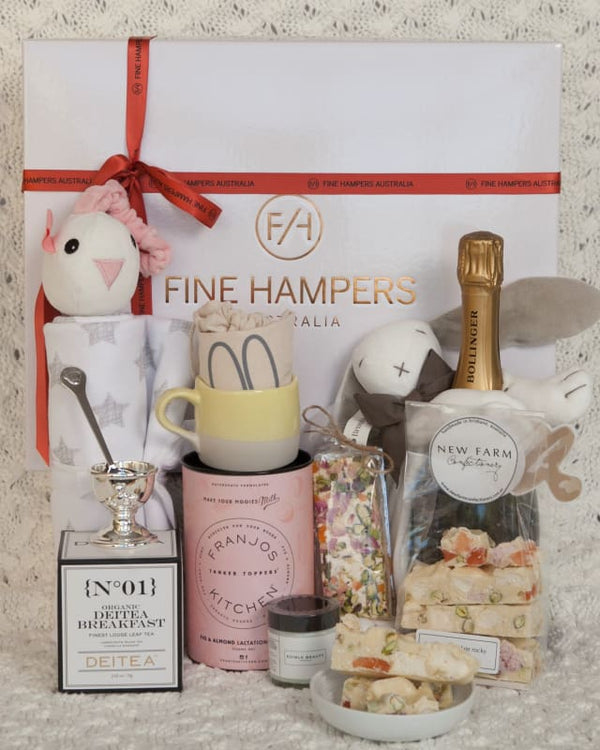Baby Bliss - Its A Baby Hamper - Gift Box