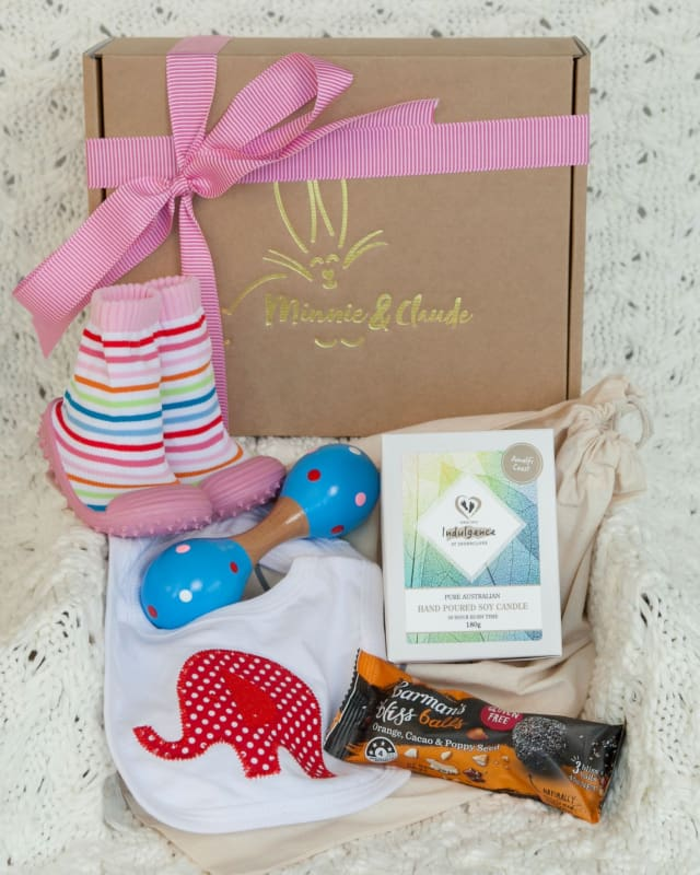 Continue Subscription For Minnie&claude (From 3 Month) $79 X 3 - Gift Box