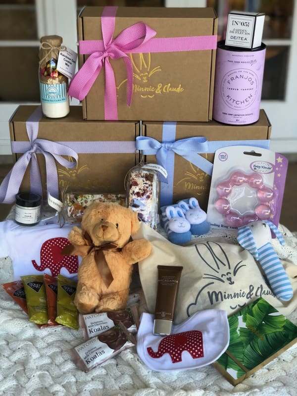 Minnie & Claude 3 Month Subscription Box ($89 X 3 Boxes) - Gift Box