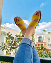 Walking on Sunshine Sandals