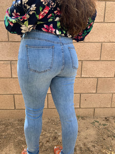 Sweet Cheeks High Rise Jeans
