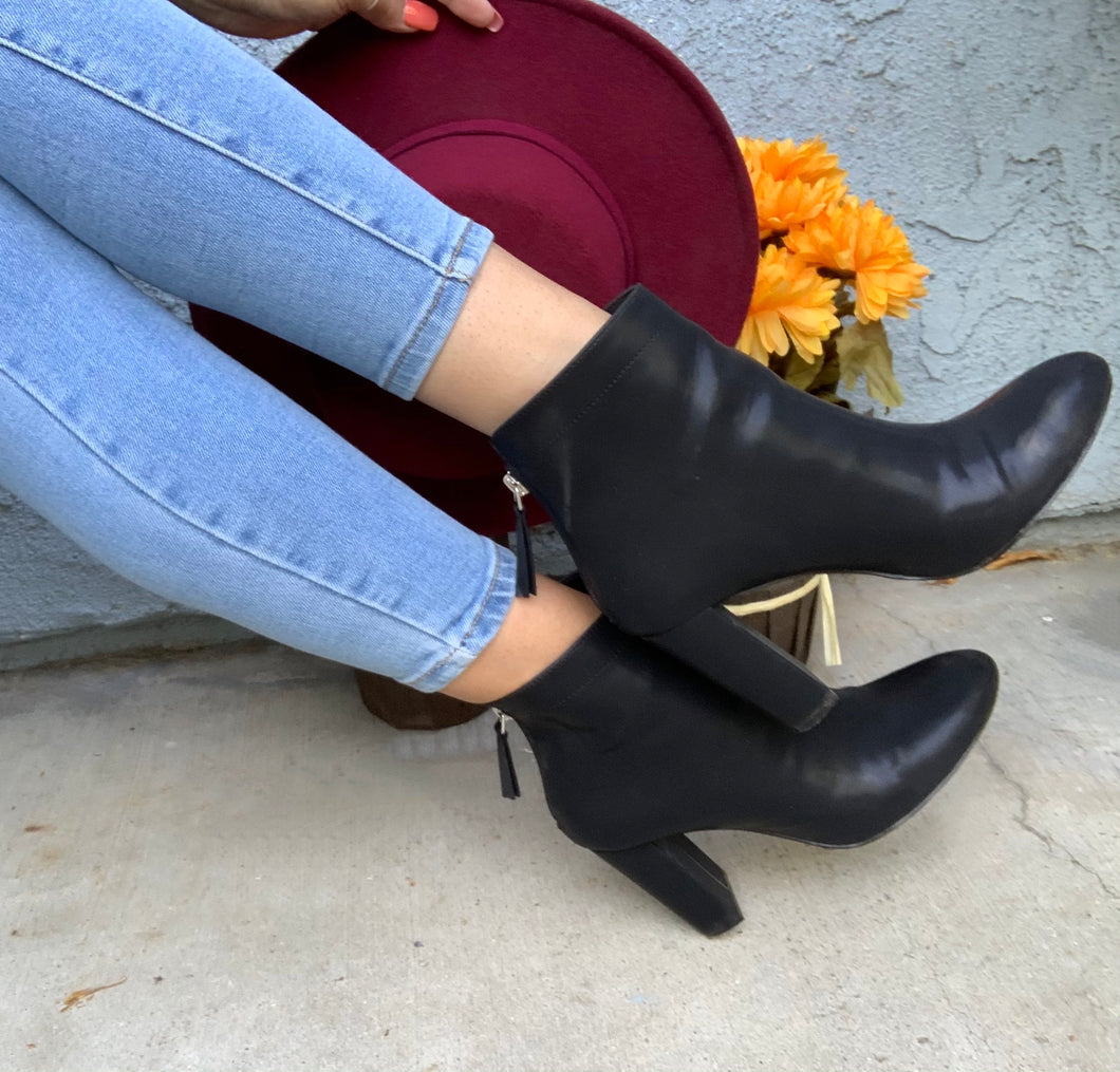 Date Night Booties