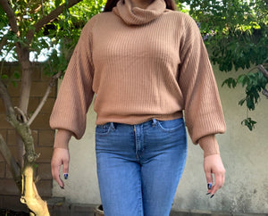 Autumn Sweater Top