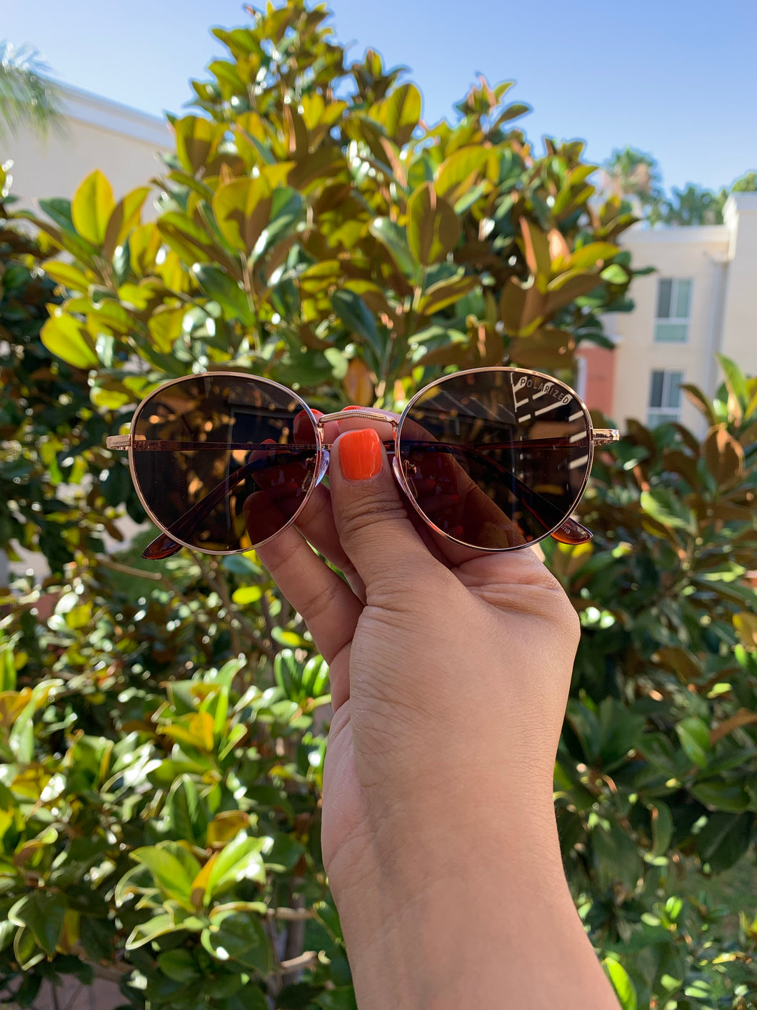 Hot Girl Summer Sunnies-Gold