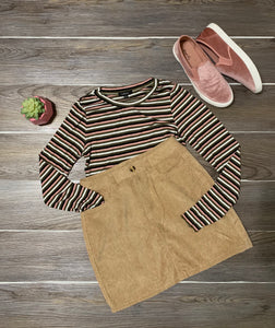 Stripes All Day Top