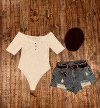 Flirty Bodysuit