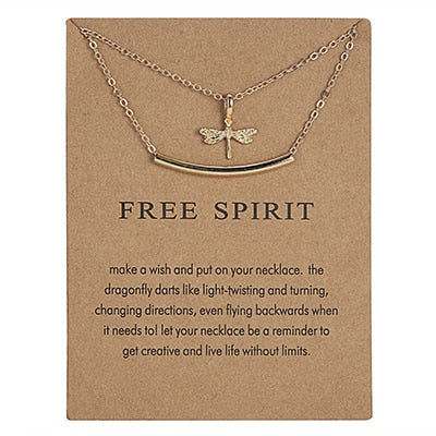 Manifest Necklace