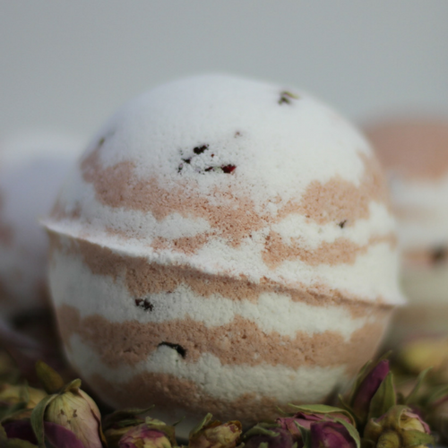 Moisturizing Rose Bath Bomb