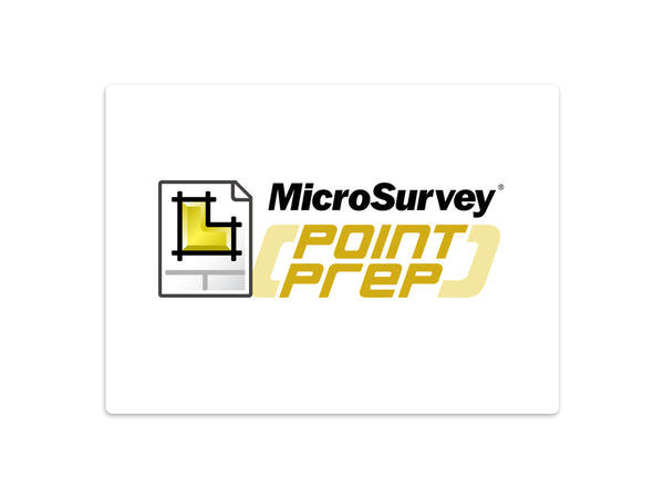 MicroSurvey Point Prep Software