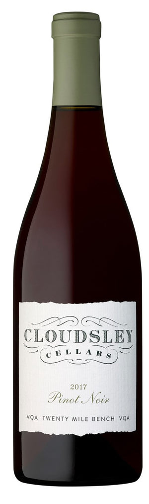 2017 Twenty Mile Bench, Pinot Noir