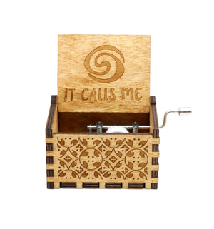 Moana Musical Box