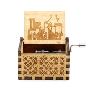The Godfather Musical Box