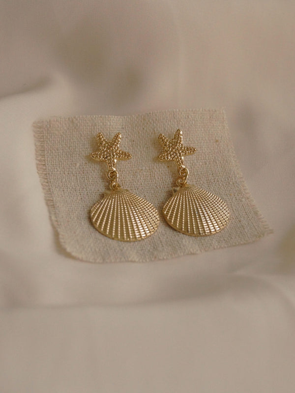 ADI Earrings - Gold