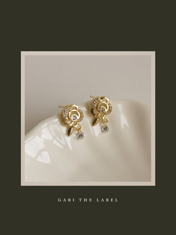 DEVOTION Earrings *Gold-plated