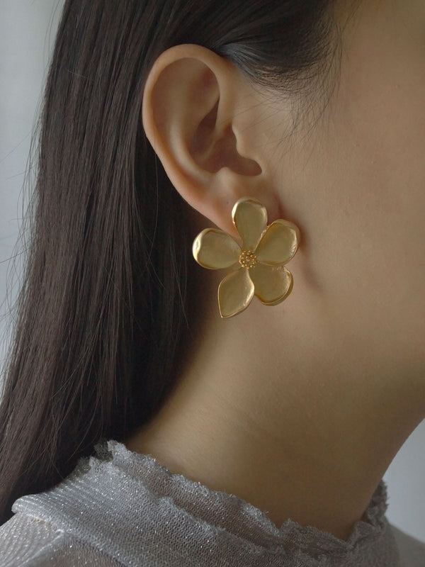 LAUREL Earstuds - Gold *S925 Earposts
