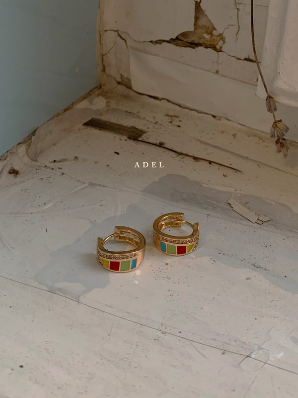 Adel Earrings *Gold-plated // GABI EXCLUSIVE