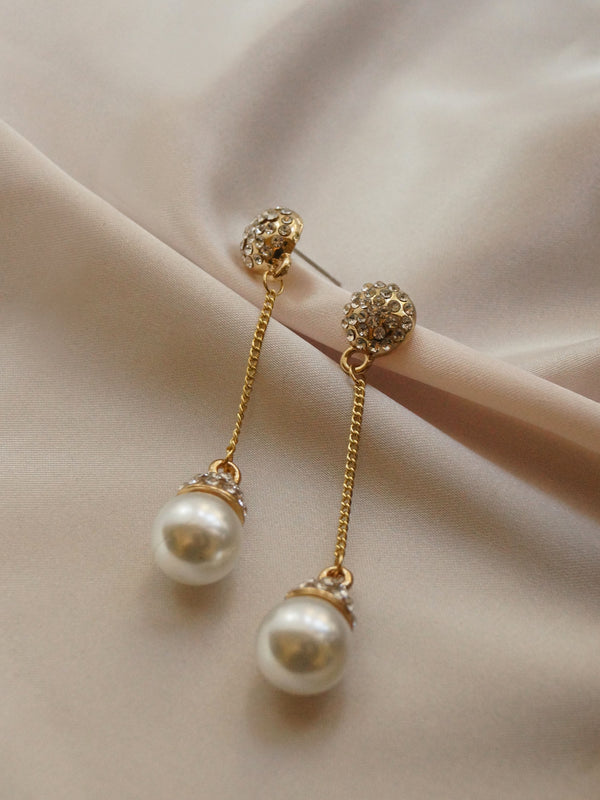 RONG Pearl Earrings