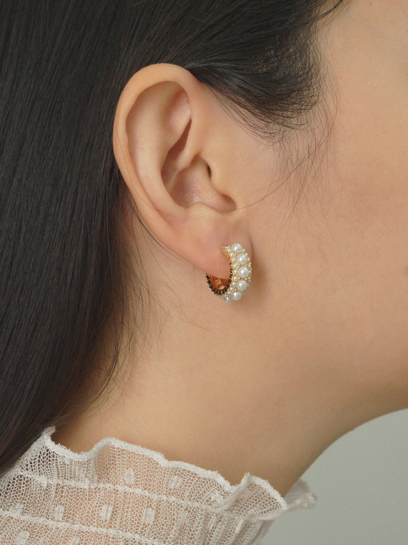 AIKA Hoops *Gold-plated S925 Earposts