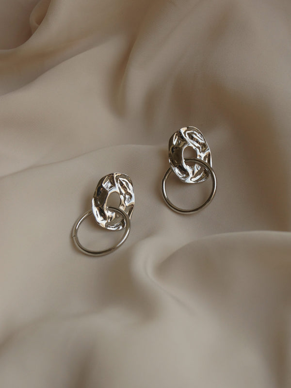 AITUTAKI Earrings - Silver *S925 Earposts