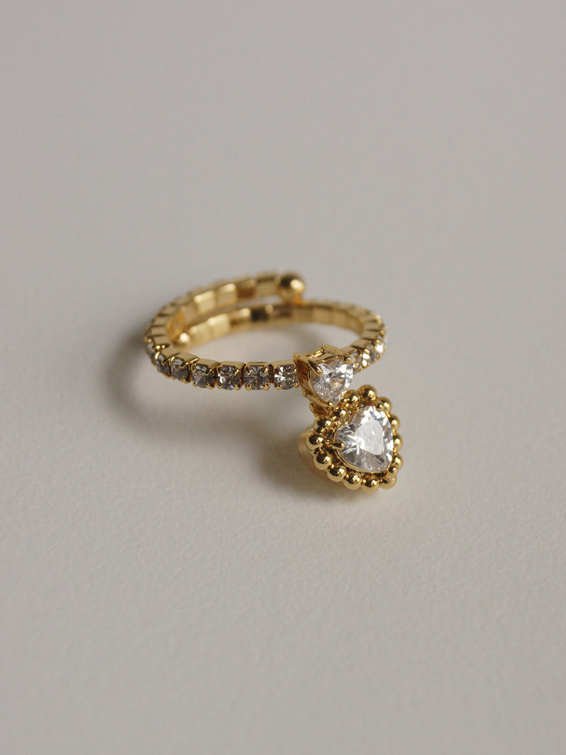 ALCOTT Ring *Gold-plated