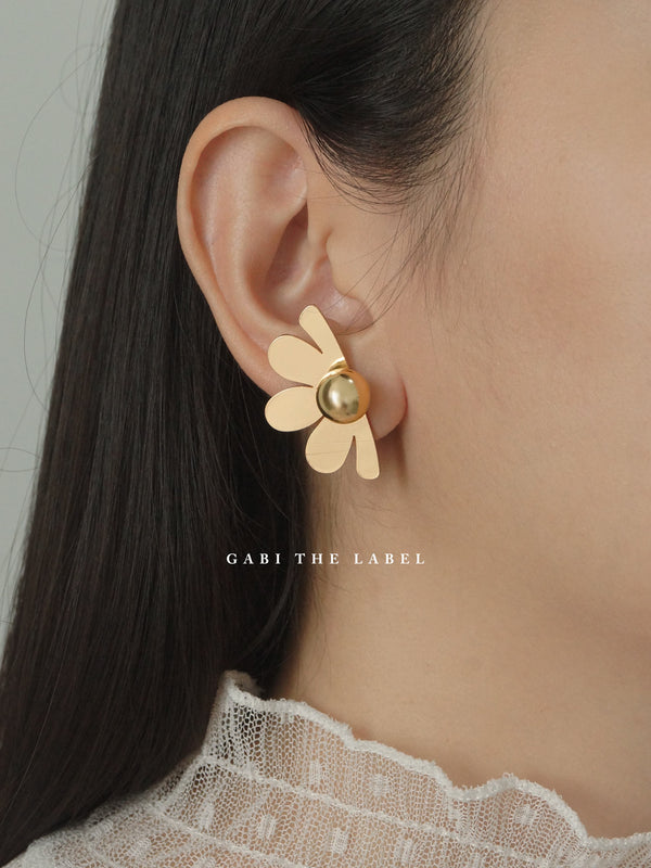 AMAYA Earrings *Gold-plated S925 Earposts
