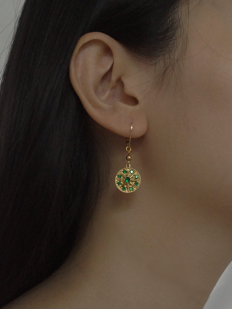 Annadis Earrings *Gold-plated (GABI PREMIUM)