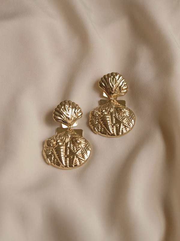 ANTILLES Earrings - Gold