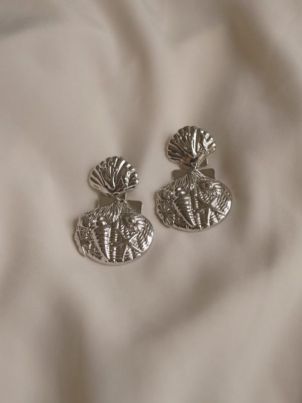 ANTILLES Earrings - Silver