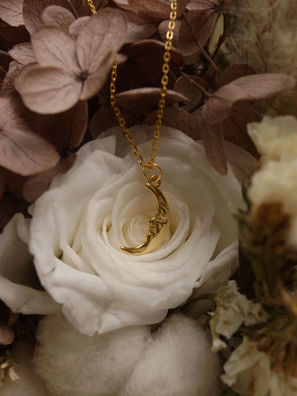 ARIS Necklace *18K Gold-plated