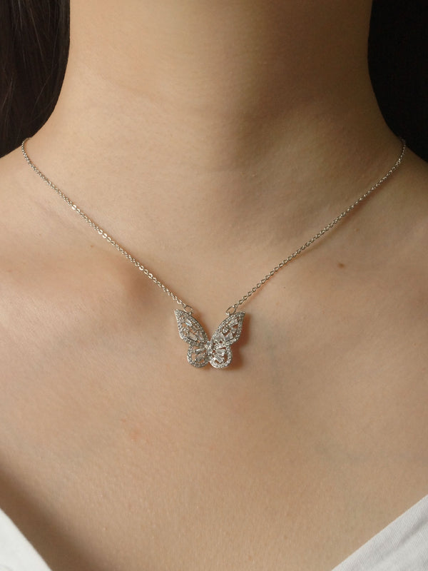 BORA BORA Necklace *Platinum-plated