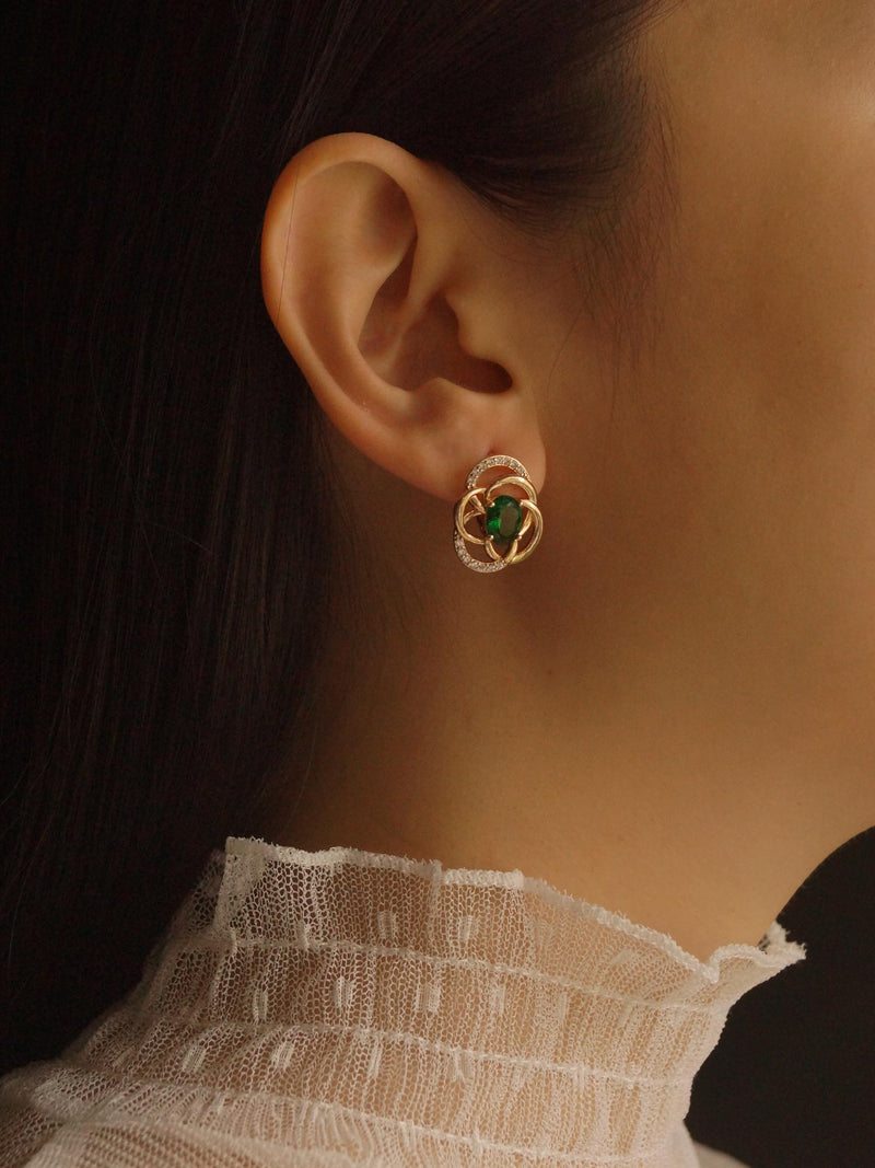 Boróka Earrings *Gold-plated // GABI EXCLUSIVE