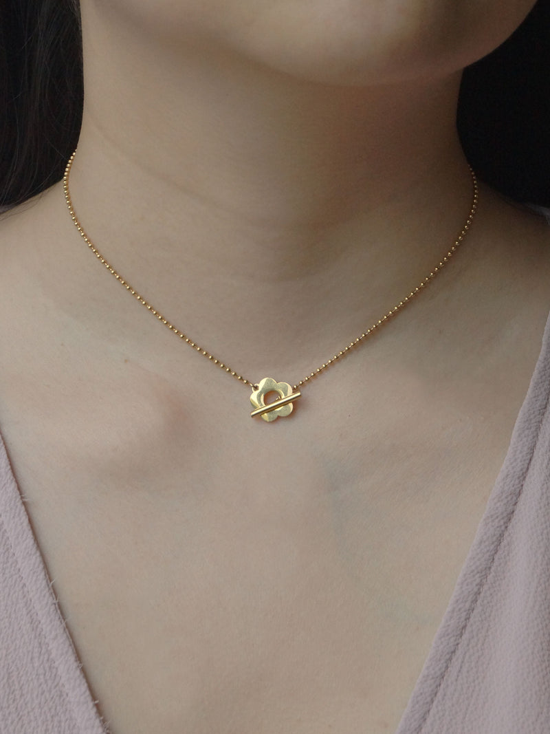 BRONTE Necklace *18K Gold-plated