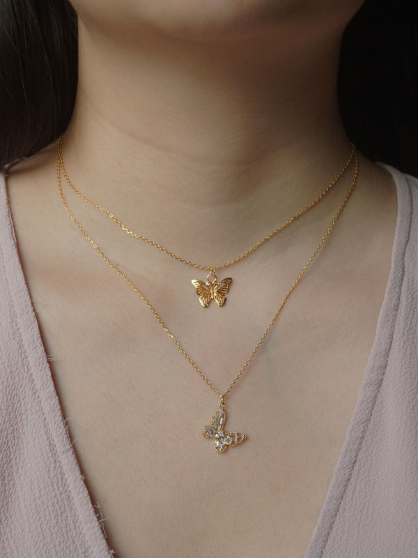 DELIA Necklace *18K Gold-plated