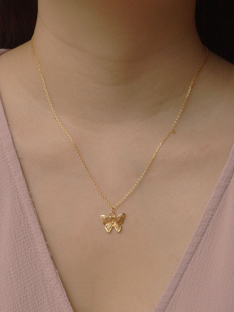 CASSIA Necklace *18K Gold-plated