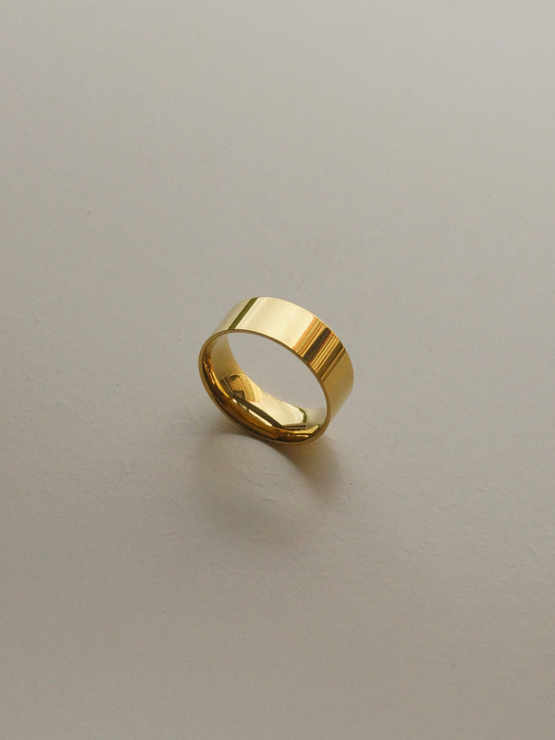 The Chic Ring *18k Gold-plated