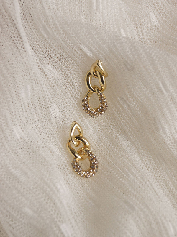 CHIYO Earrings *Gold-plated S925 Earposts