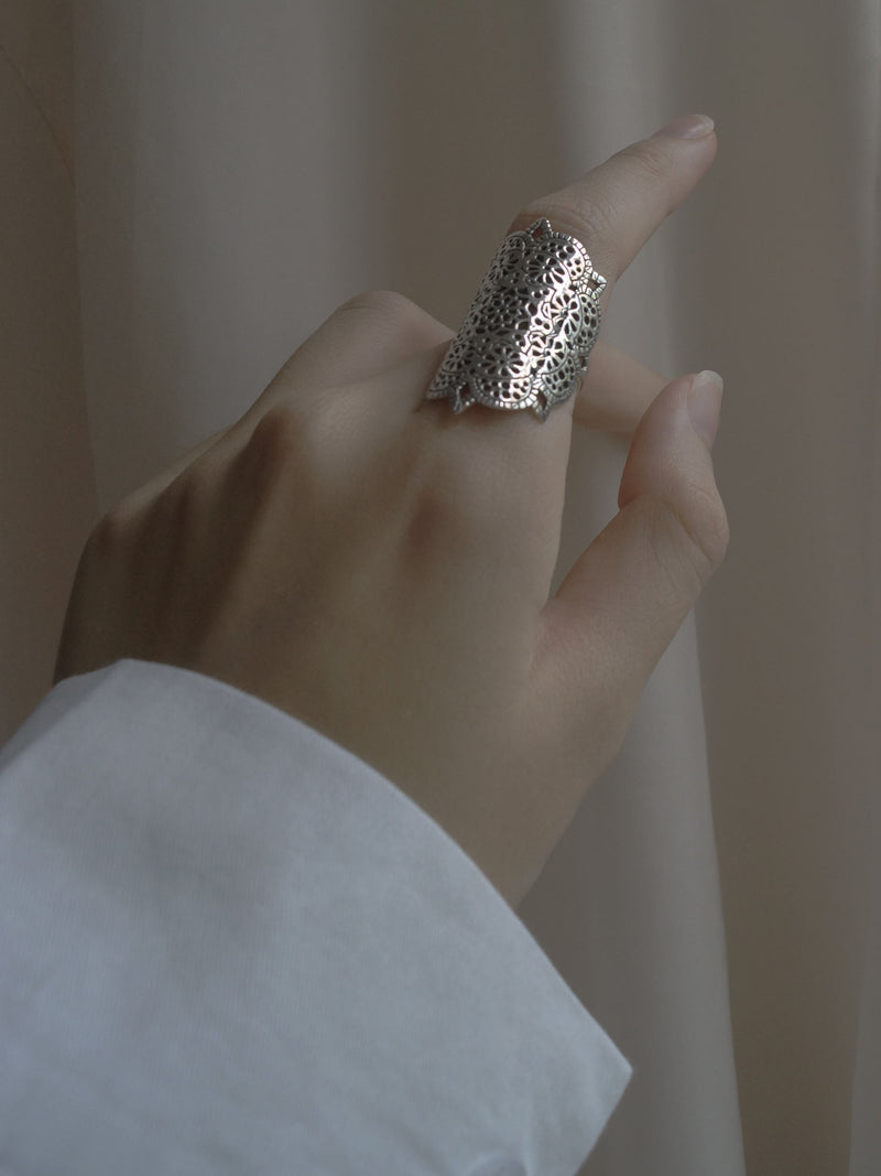 CITRA (Lotus) Ring // GABI EXCLUSIVE