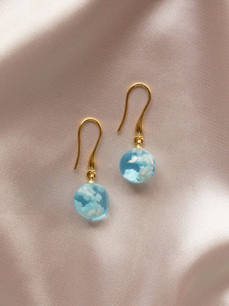 CLOUD Drops *18K Gold-plated