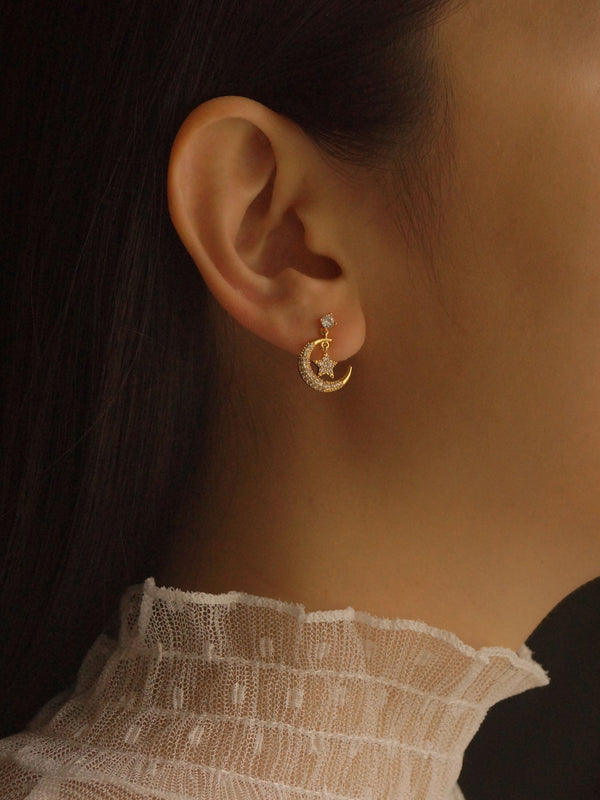 Cosmic Earrings *14k Gold-filled (GABI PREMIUM)